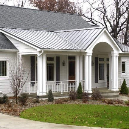 an Energy Efficient Home by Michigan Home Builder Michigan Valley Homes in Brooklyn Michigan