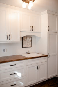 home remodel project laundry room makeover 1