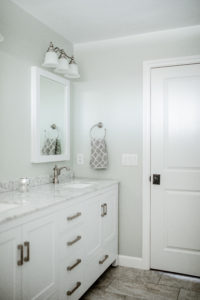 home remodel project bathroom makeover 2