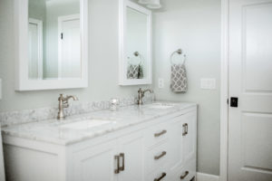 home remodel project bathroom makeover 1
